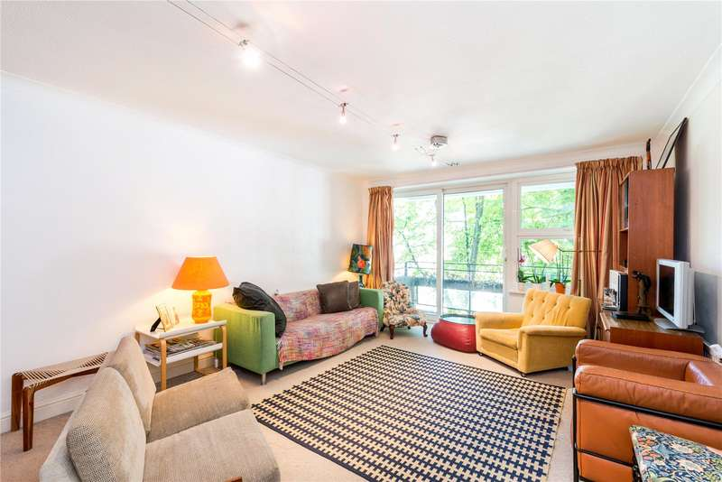 3 Bedrooms Flat for sale in Darwin Court, Gloucester Avenue, London, NW1