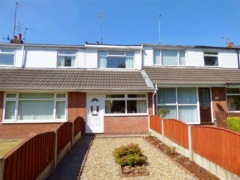 3 Bedrooms Terraced House for sale in Kent Walk, Heywood, Lancashire, OL10