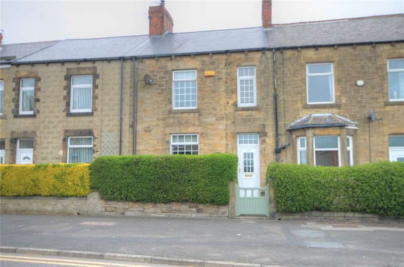 2 Bedrooms Terraced House for sale in Durham Road, Annfield Plain, Stanley, DH9