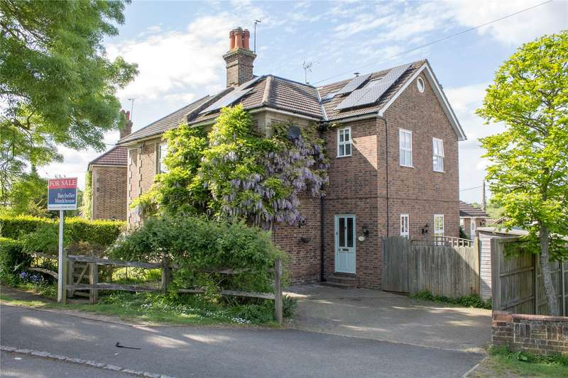 4 Bedrooms Semi Detached House for sale in Jubilee Cottages, Broad Street