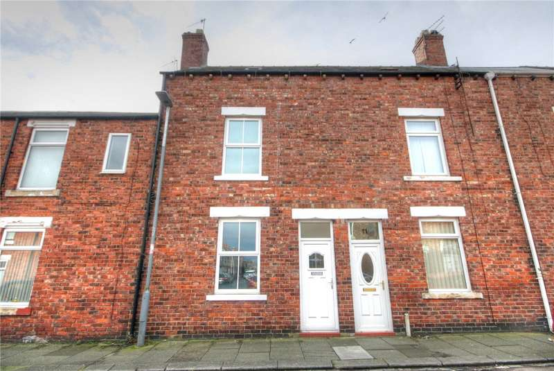 2 Bedrooms Terraced House for sale in Short Street, Bishop Auckland, Co Durham, DL14