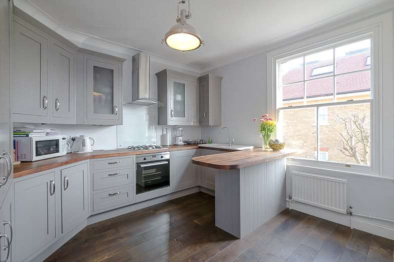 2 Bedrooms Flat for sale in Panmuir Road, London, SW20