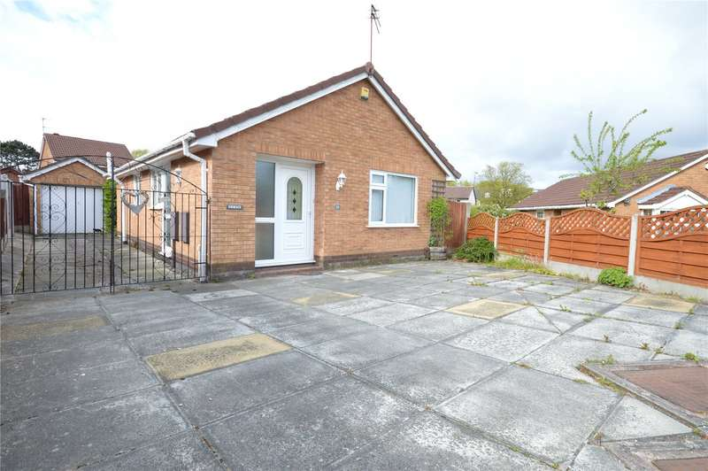 2 Bedrooms Detached Bungalow for sale in Broad Hey Close, Woolton, Liverpool, L25