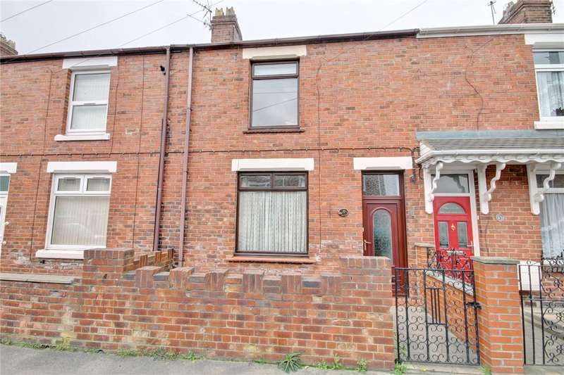 3 Bedrooms Terraced House for sale in Onslow Terrace, Langley Moor, Durham, DH7
