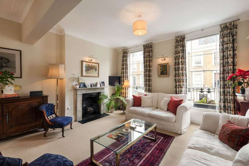4 Bedrooms Terraced House for sale in Cambridge Street, Pimlico, London, SW1V