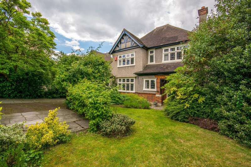 4 Bedrooms House for sale in Mapledale Avenue, Croydon, CR0