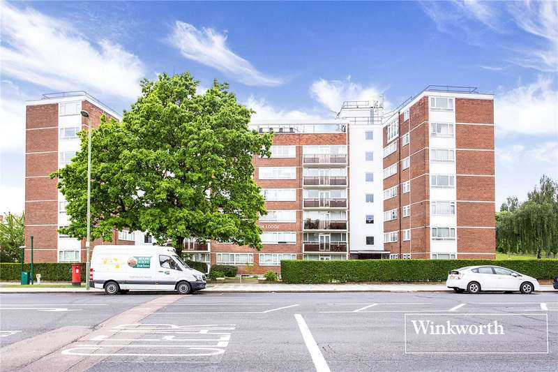 2 Bedrooms Flat for sale in Chessington Lodge, Regents Park Road, Finchley, London, N3
