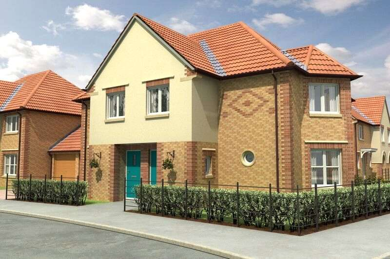 3 Bedrooms House for sale in Winding Way, Westpark Village, Darlington, DL2