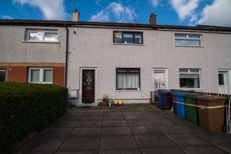 2 Bedrooms Terraced House for sale in Longay Street, Glasgow, Lanarkshire, G22
