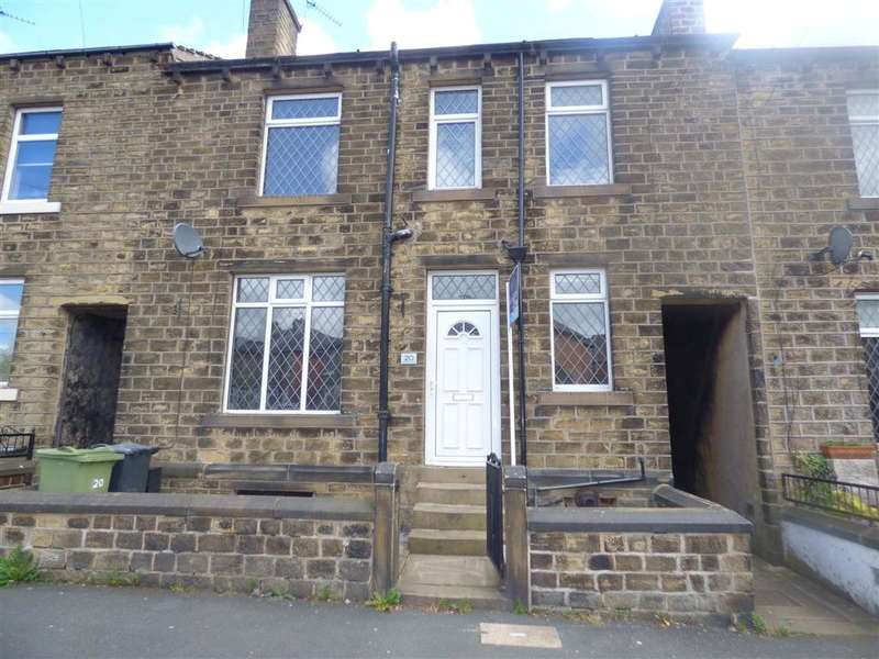 2 Bedrooms Terraced House for sale in Gramfield Road, Huddersfield, West Yorkshire, HD4