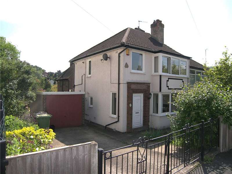 3 Bedrooms Semi Detached House for sale in Derwent Avenue, Milford, Belper, Derbyshire, DE56
