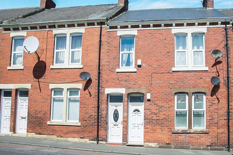 2 Bedrooms Flat for sale in Welbeck Road, Newcastle Upon Tyne, NE6