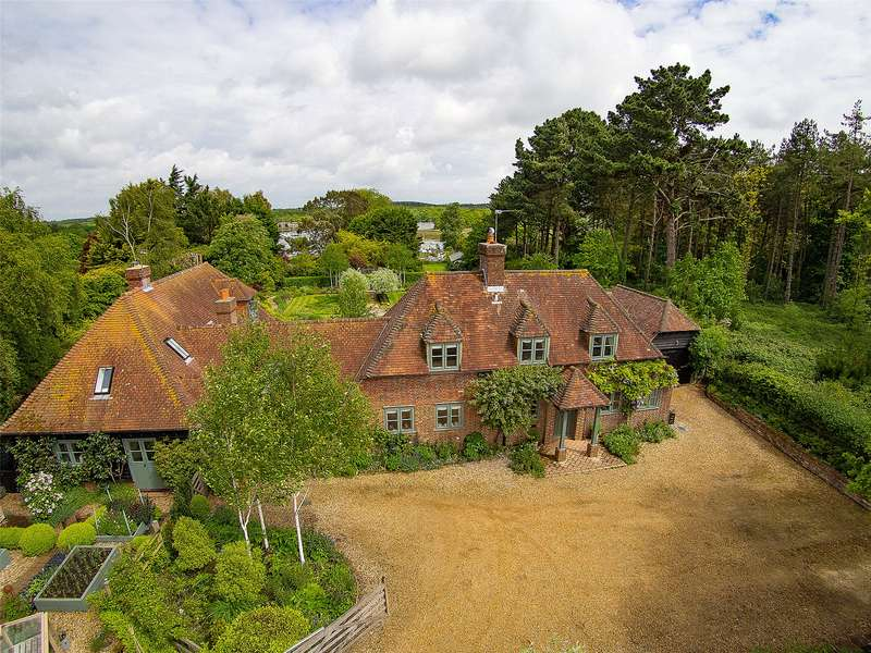 6 Bedrooms Detached House for sale in Bucklers Hard Road, Beaulieu, Brockenhurst, Hampshire, SO42