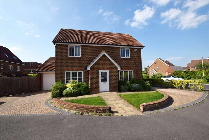 4 Bedrooms Detached House for sale in Jersey Drive, Winnersh, Wokingham, Berkshire, RG41