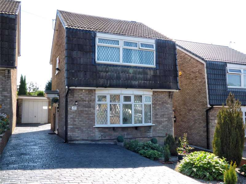 3 Bedrooms Detached House for sale in Leander Drive, Castleton, Rochdale, OL11
