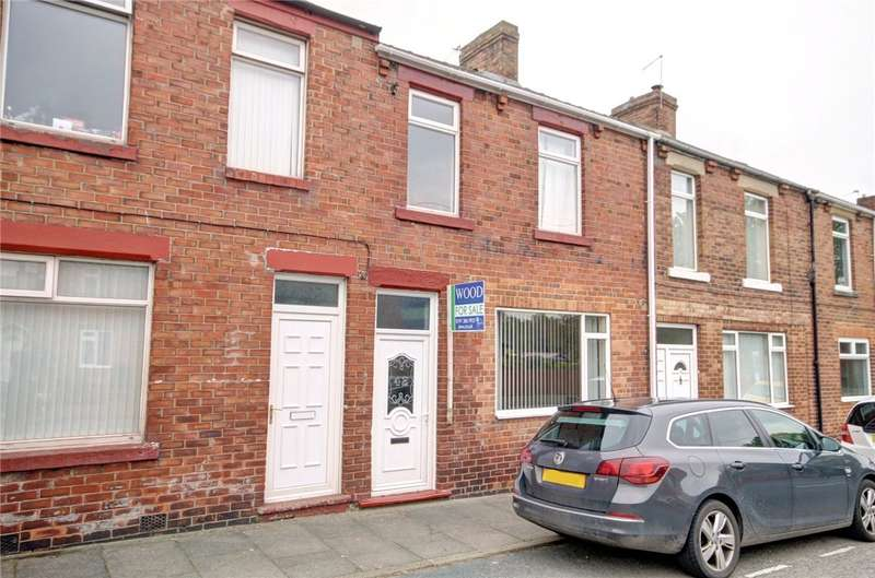 3 Bedrooms Terraced House for sale in Station Road, Ushaw Moor, Durham, DH7