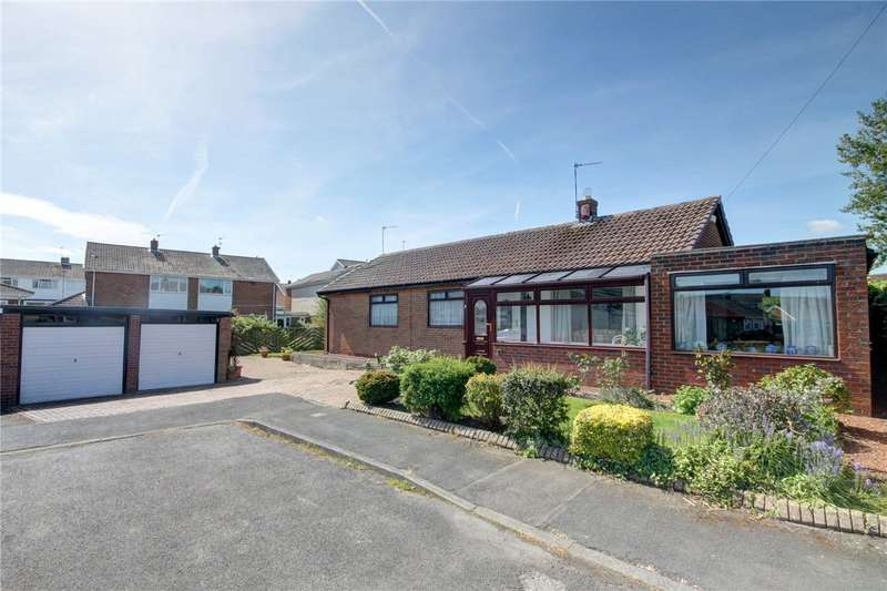 3 Bedrooms Detached Bungalow for sale in Heatherdale Crescent, Belmont, Durham, DH1