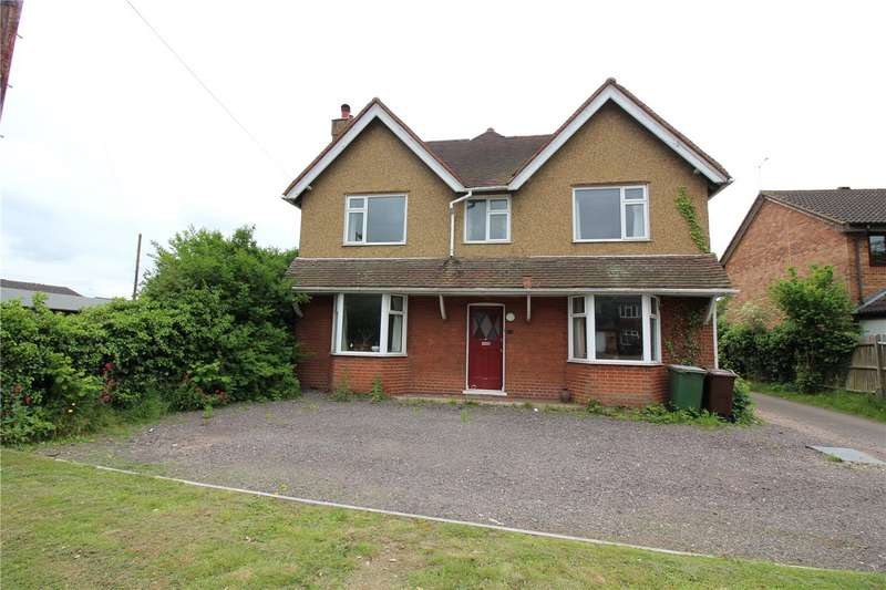 3 Bedrooms Detached House for sale in St. Annes Road, London Colney, St. Albans, Hertfordshire, AL2
