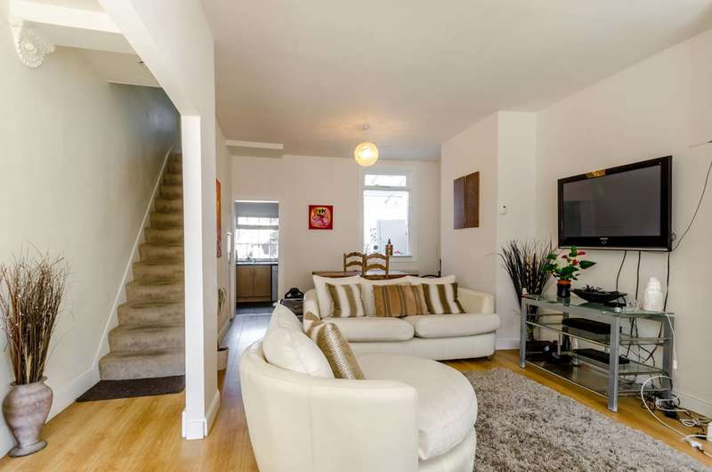 2 Bedrooms House for sale in Oakley Road, South Norwood, SE25
