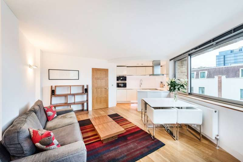 2 Bedrooms Flat for sale in West Four, Chiswick, W4