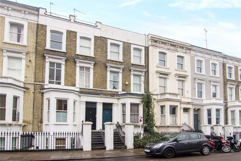 2 Bedrooms Flat for sale in Ongar Road, West Brompton, Fulham, London, SW6