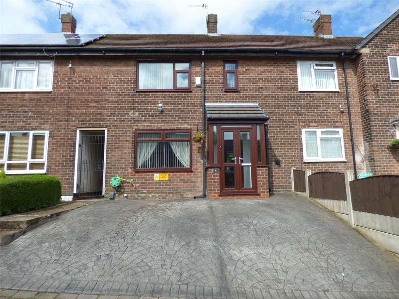 2 Bedrooms Terraced House for sale in Duddon Walk, Middleton, Manchester, M24