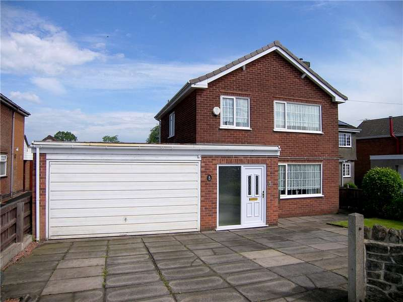 3 Bedrooms Detached House for sale in Birkinstyle Lane, Shirland, Alfreton, Derbyshire, DE55