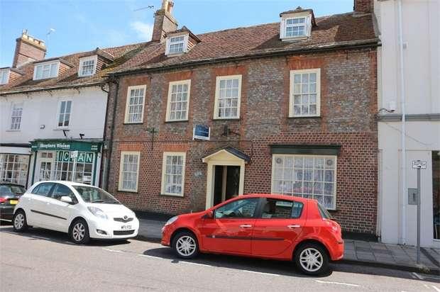 4 Bedrooms Terraced House for sale in West Street, Wareham, Dorset
