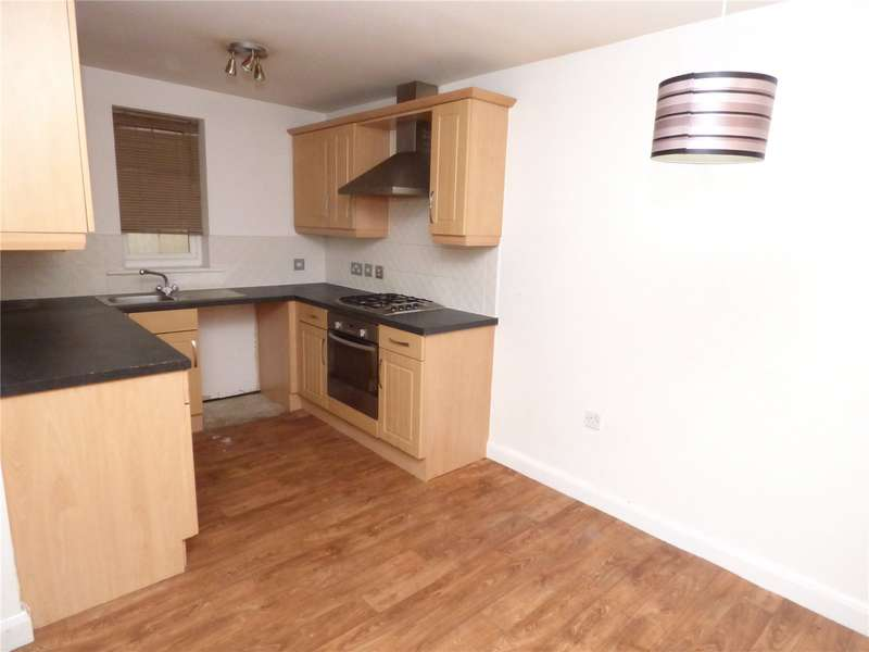 2 Bedrooms Apartment Flat for sale in Canberra Way, Rochdale, Greater Manchester, OL11
