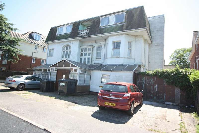 1 Bedroom Block Of Apartments Flat for sale in Bournemouth BH8