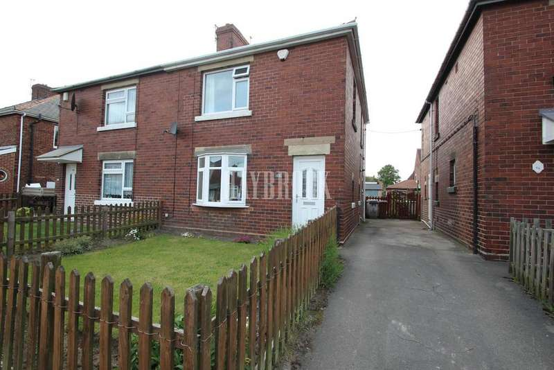 3 Bedrooms Semi Detached House for sale in Woodhall Road, Darfield