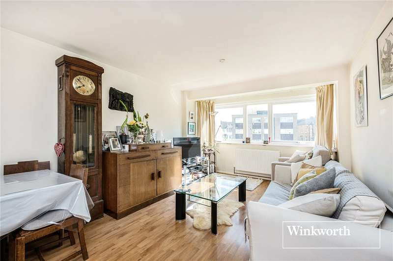 2 Bedrooms Flat for sale in Albany Court, Alexandra Grove, North Finchley, London, N12