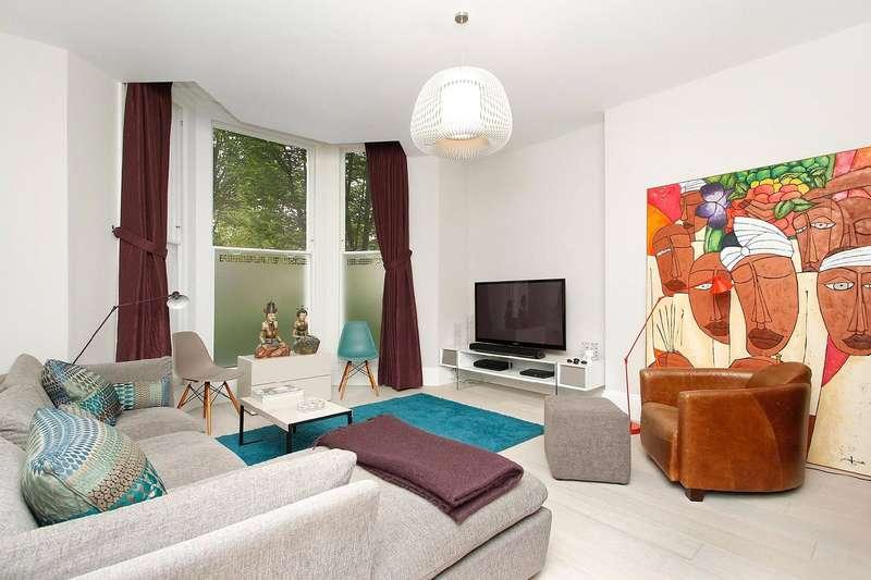 1 Bedroom Flat for sale in Brondesbury Road, Queens Park, London, NW6