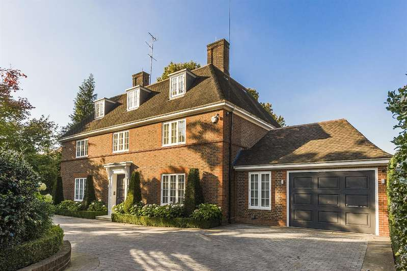 6 Bedrooms House for sale in Ingram Avenue, Hampstead Garden Suburb, NW11