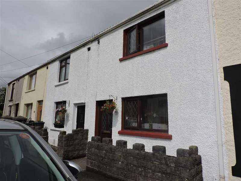 2 Bedrooms Terraced House for sale in Neath Road, Rhos