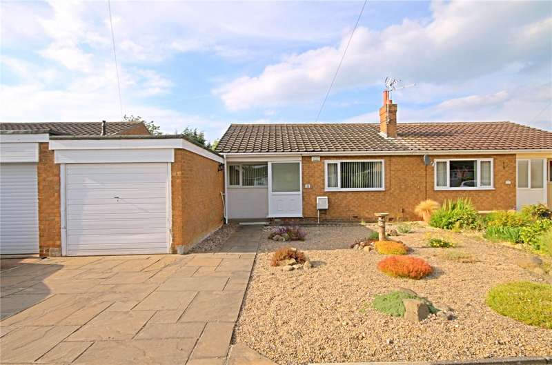 2 Bedrooms Semi Detached Bungalow for sale in The Greenway, Middleton St George, DL2
