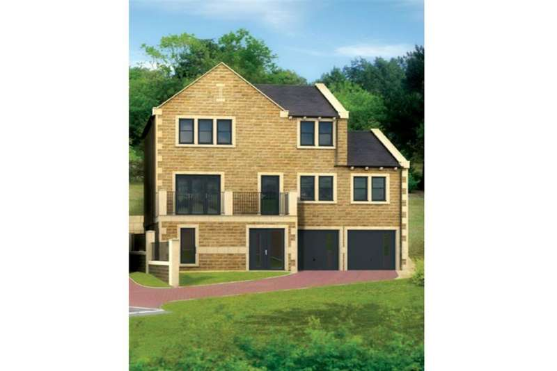 4 Bedrooms Detached House for sale in White Hart Fold, Ripponden