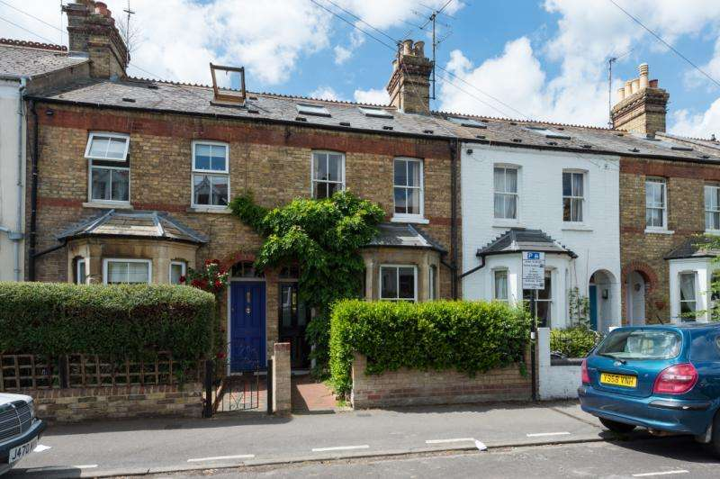 3 Bedrooms Terraced House for sale in Hurst Street, Oxford, Oxfordshire