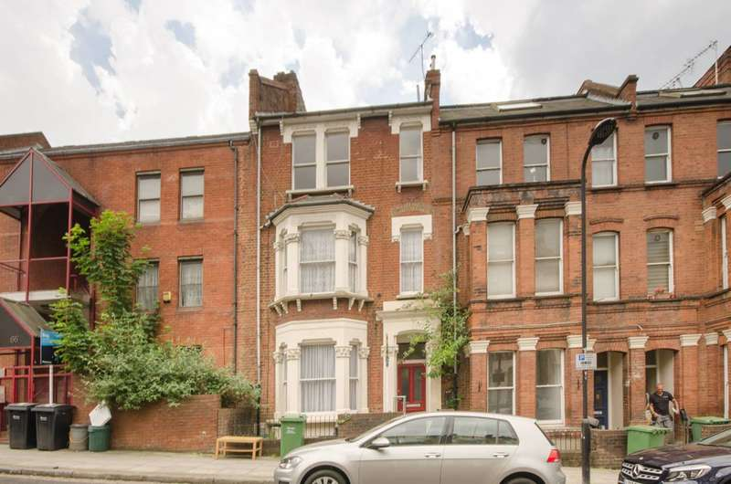2 Bedrooms Flat for sale in Gascony Avenue, South Hampstead, NW6