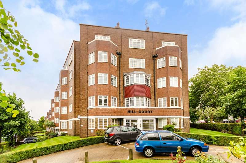 2 Bedrooms Flat for sale in St Marks Hill, Surbiton, KT6
