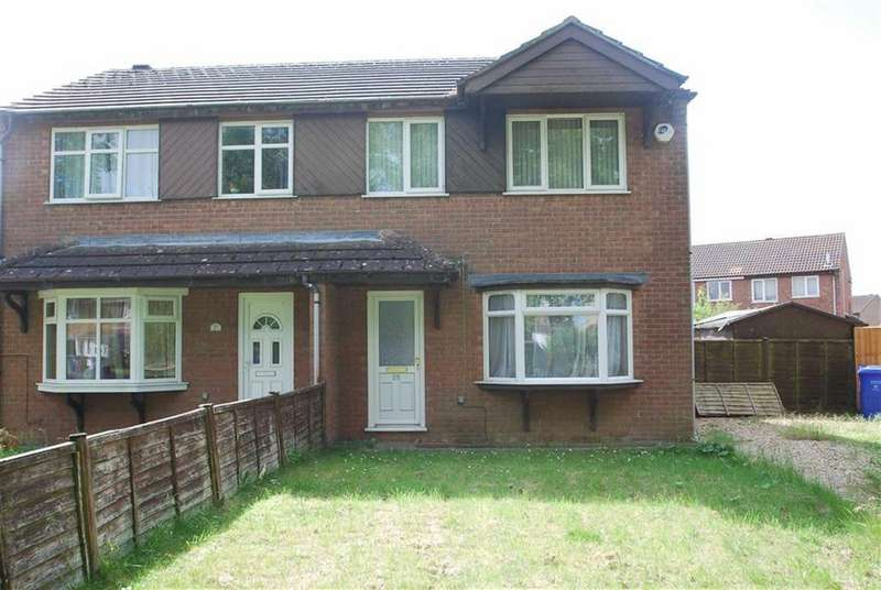 3 Bedrooms Semi Detached House for sale in The Graylings, Boston