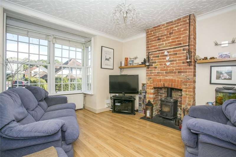 4 Bedrooms Terraced House for sale in London Road, Dunton Green, Sevenoaks, Kent