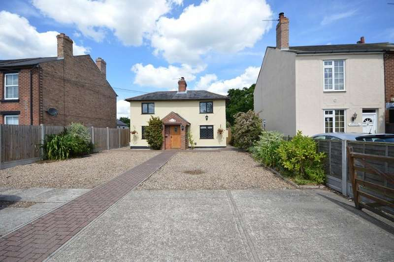 3 Bedrooms Detached House for sale in Colchester Main Road, Alresford