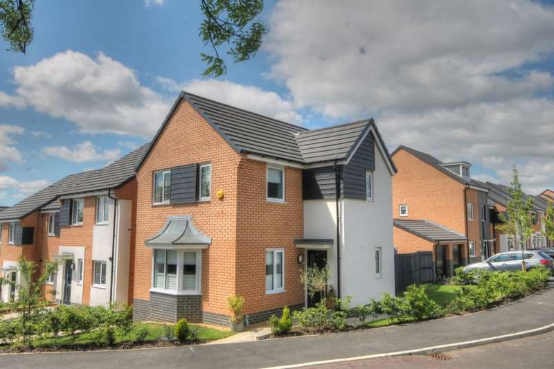 3 Bedrooms Detached House for sale in Lamedon Mill Court, West Denton Park, Newcastle Upon Tyne, NE15