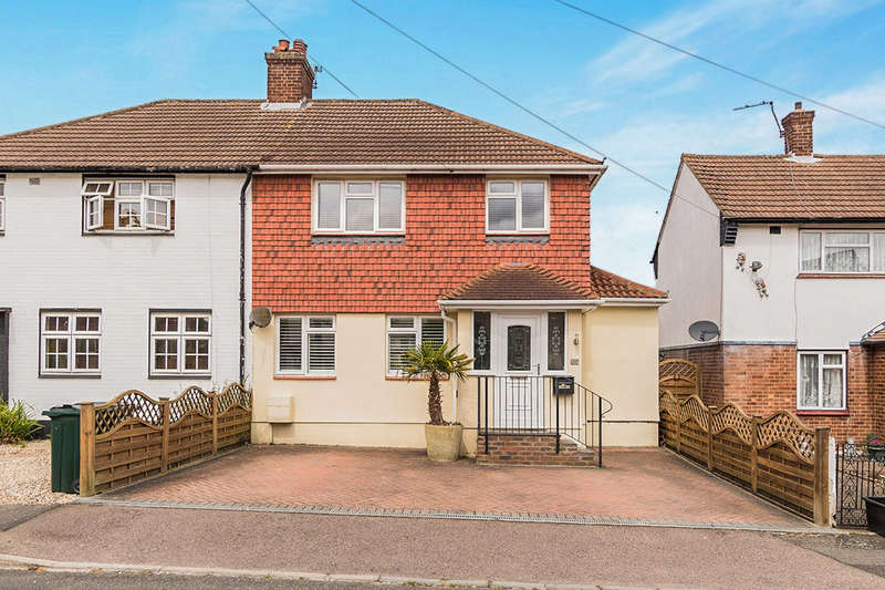 3 Bedrooms Semi Detached House for sale in Albert Road, Dartford, DA2