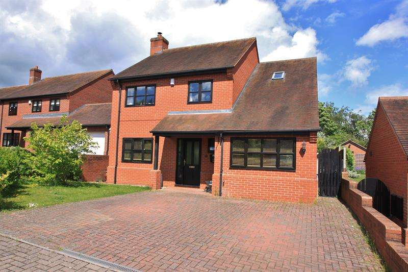 4 Bedrooms Detached House for sale in The Walled Garden, Ross-On-Wye