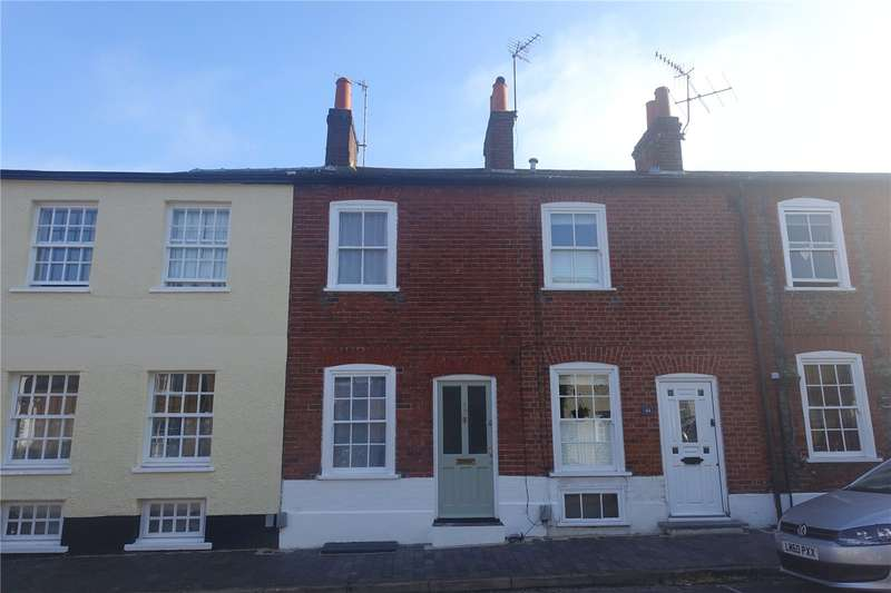 2 Bedrooms House for sale in Lower Dagnall Street, St. Albans, Hertfordshire, AL3