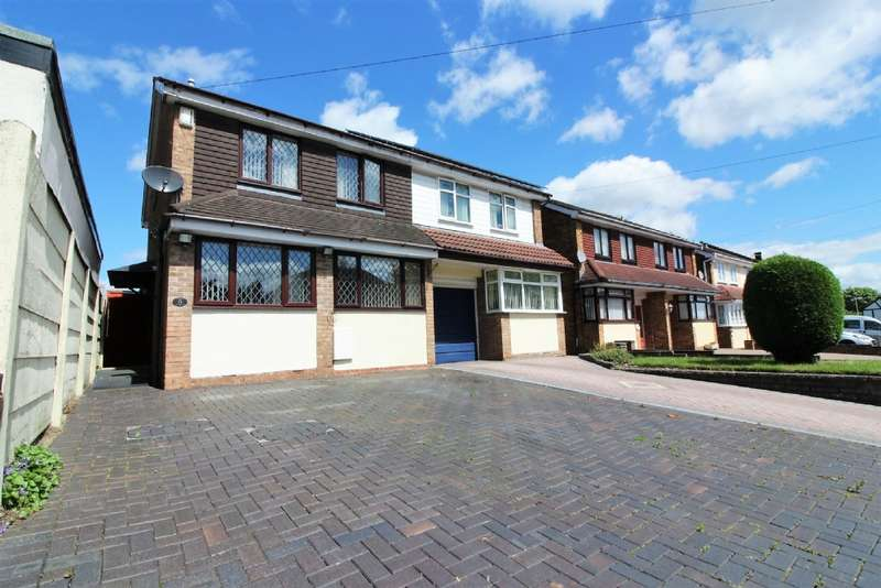 3 Bedrooms Semi Detached House for sale in Moathouse Lane West, Wednesfield