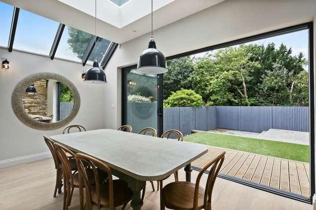 6 Bedrooms Terraced House for rent in Julian Avenue, Acton