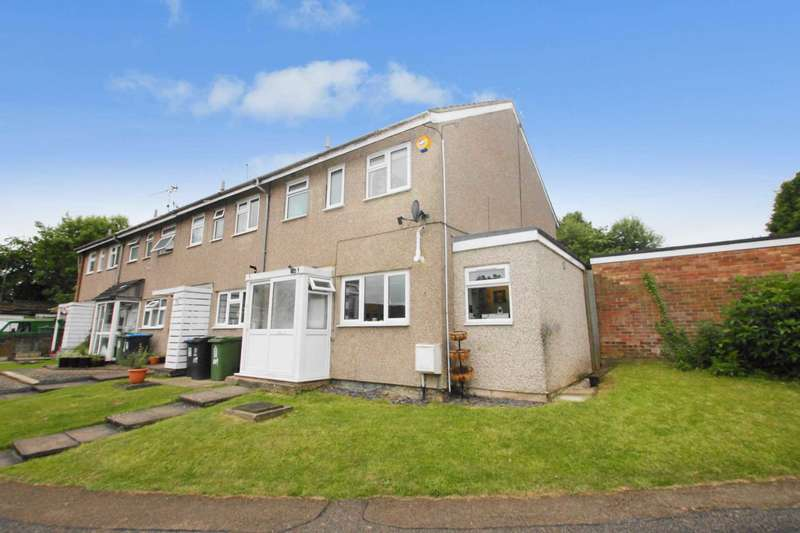 3 Bedrooms End Of Terrace House for sale in EXTENDED 3 BED END TERRACE with GARAGE, RE-FITTED KITCHEN & SEPARATE LOUNGE/DINING AREA..